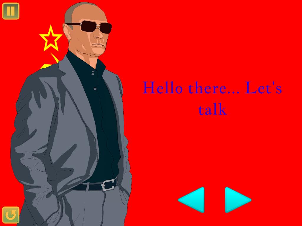 15. Kreml talk